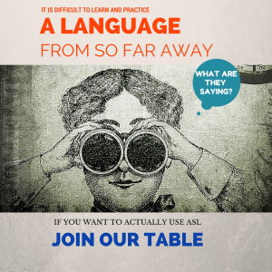 JOIN OUR TABLE