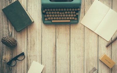 Writing distracts a writer from writing