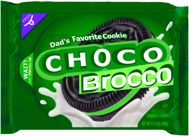 Choco Brocco: A review with dismay