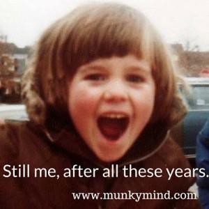 J. Parrish Lewis as a child