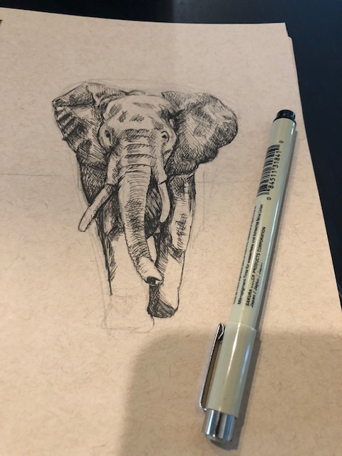 The Elephant On The Page